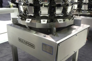 Automatic Stretch Wrapper Lantech op drinktec