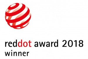 Uitreiking Red Dot Award