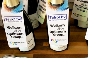 <em><u>Telrol en Kolibri Labels </u></em>onderdeel van <strong>Optimum Group</strong>