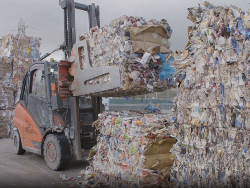 Succesvolle recyclingformule DS Smith naar Nederland