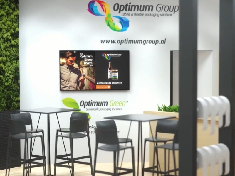 Optimum Group komt met virtuele beursstand