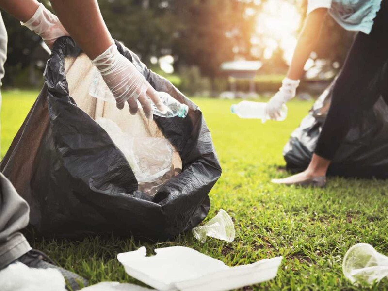 Moonen Packaging komt in actie tijdens World Clean Up Day