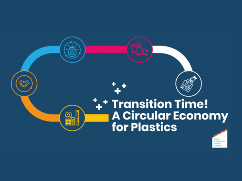 DSGC: 'Transition Time! A Circular Economy for Plastics'
